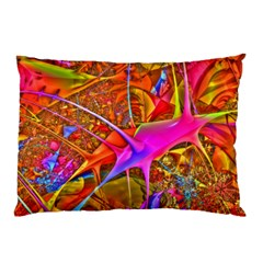 Biology 101 Abstract Pillow Cases