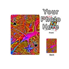 Biology 101 Abstract Playing Cards 54 (mini)