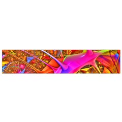 Biology 101 Abstract Flano Scarf (small)
