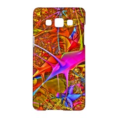 Biology 101 Abstract Samsung Galaxy A5 Hardshell Case