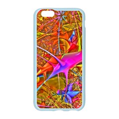 Biology 101 Abstract Apple Seamless iPhone 6 Case (Color)