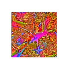 Biology 101 Abstract Satin Bandana Scarf