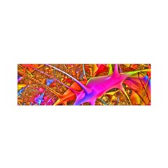 Biology 101 Abstract Satin Scarf (Oblong)