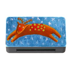 Rudolph The Reindeer Memory Card Reader with CF