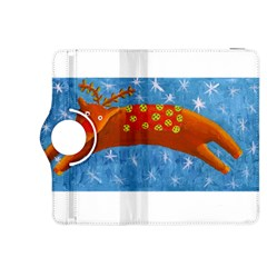 Rudolph The Reindeer Kindle Fire Hdx 8 9  Flip 360 Case