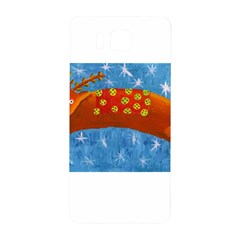 Rudolph The Reindeer Samsung Galaxy Alpha Hardshell Back Case