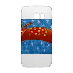 Rudolph The Reindeer Galaxy S6 Edge