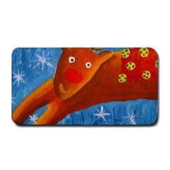 Rudolph The Reindeer Medium Bar Mats