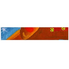 Rudolph The Reindeer Flano Scarf (Large)