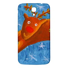 Rudolph The Reindeer Samsung Galaxy Mega I9200 Hardshell Back Case