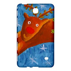Rudolph The Reindeer Samsung Galaxy Tab 4 (7 ) Hardshell Case