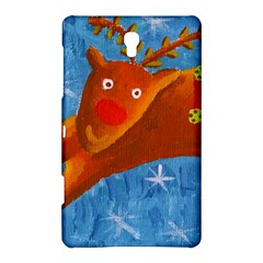 Rudolph The Reindeer Samsung Galaxy Tab S (8.4 ) Hardshell Case