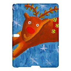 Rudolph The Reindeer Samsung Galaxy Tab S (10.5 ) Hardshell Case