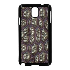 3d Plastic Shapes Samsung Galaxy Note 3 Neo Hardshell Case