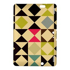 Rhombus And Triangles Pattern Kindle Fire Hdx 8 9  Hardshell Case