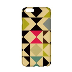 Rhombus and triangles pattern Apple iPhone 6 Hardshell Case