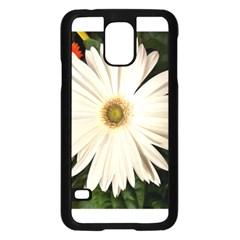 Flower Samsung Galaxy S5 Case (black)