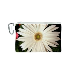 Daisy Canvas Cosmetic Bag (S)