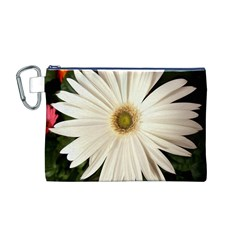 Daisy Canvas Cosmetic Bag (m)