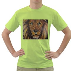 Cecil The African Lion Green T Shirt