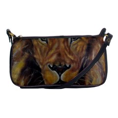 Cecil The African Lion Shoulder Clutch Bags
