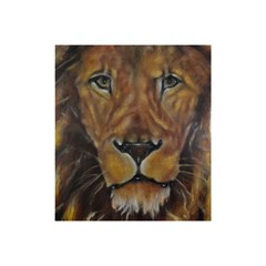 Cecil The African Lion Shower Curtain 48  x 72  (Small)