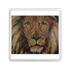 Cecil The African Lion Memory Card Reader (Square)