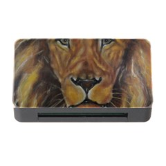 Cecil The African Lion Memory Card Reader With Cf
