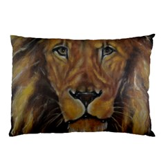 Cecil The African Lion Pillow Cases (Two Sides)