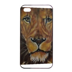 Cecil The African Lion Apple iPhone 4/4s Seamless Case (Black)