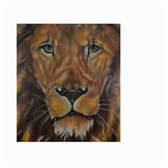 Cecil The African Lion Large Garden Flag (two Sides)