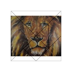 Cecil The African Lion Acrylic Tangram Puzzle (4  x 4 )