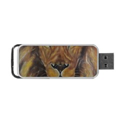 Cecil The African Lion Portable USB Flash (One Side)