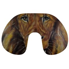 Cecil The African Lion Travel Neck Pillows