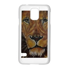 Cecil The African Lion Samsung Galaxy S5 Case (White)