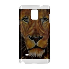 Cecil The African Lion Samsung Galaxy Note 4 Hardshell Case