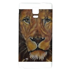 Cecil The African Lion Galaxy Note 4 Back Case