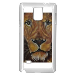 Cecil The African Lion Samsung Galaxy Note 4 Case (white)