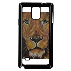 Cecil The African Lion Samsung Galaxy Note 4 Case (Black)
