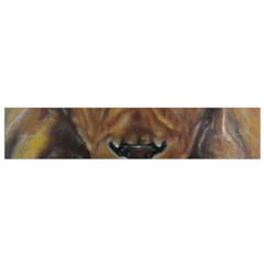 Cecil The African Lion Flano Scarf (small)