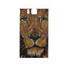 Cecil The African Lion Samsung Galaxy Alpha Hardshell Back Case
