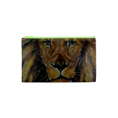 Cecil The African Lion Cosmetic Bag (XS)