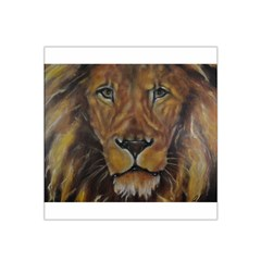 Cecil The African Lion Satin Bandana Scarf