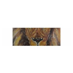 Cecil The African Lion Satin Scarf (oblong)