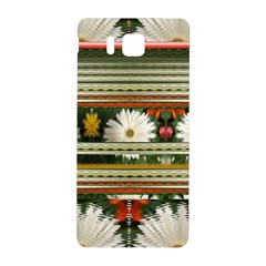 Pattern Flower  Samsung Galaxy Alpha Hardshell Back Case