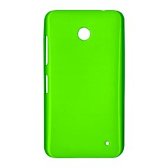 Bright Fluorescent Neon Green Nokia Lumia 630