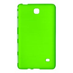 Bright Fluorescent Neon Green Samsung Galaxy Tab 4 (8 ) Hardshell Case