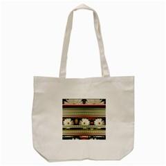 Pattern Bags Tote Bag (Cream)
