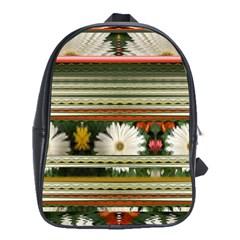 Pattern Bags School Bags(large)