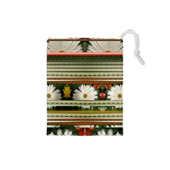 Pattern Bags Drawstring Pouches (small)